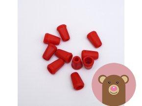 918 1 koncovka cervena