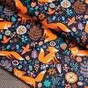 softshell jarní/podzimní - lišky na tmavé