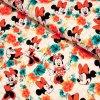 teplákovina Minnie a barevné květy