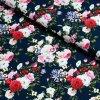 5620 2 uplet barevne kvety na tmave