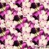 6064 2 teplakovina ruzovo fialove ruze