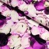 6064 teplakovina ruzovo fialove ruze