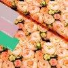 6070 1 teplakovina oranzove ruze