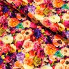 6196 teplakovina barevne kvety