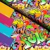 6199 1 teplakovina barevne graffiti