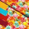 6343 1 teplakovina kvety a listy