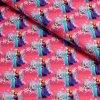 teplákovina Olaf, Anna a Elsa na růžové