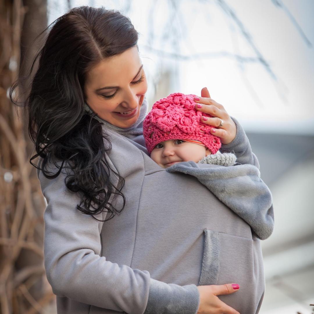 5 nejčastějších otázek o nošení dětí