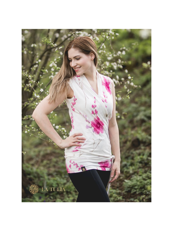 Kojicí tričko kojící tričko La Tulia