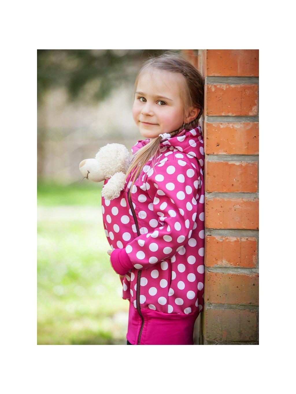 La tulia dětské nosící bundy bundy pro nošení dětí (8)