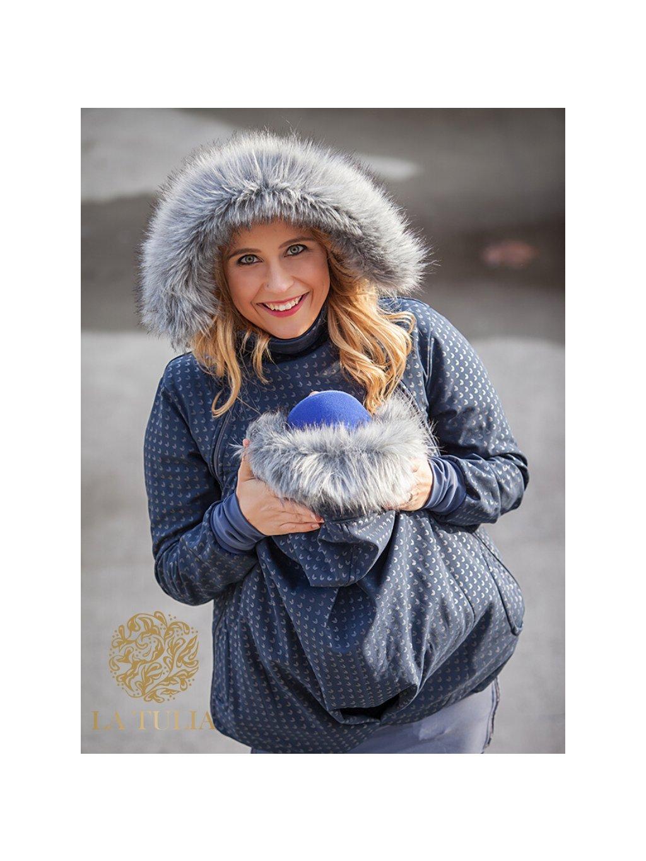 Babywearing jacket nosící bunda www.latulia (1)