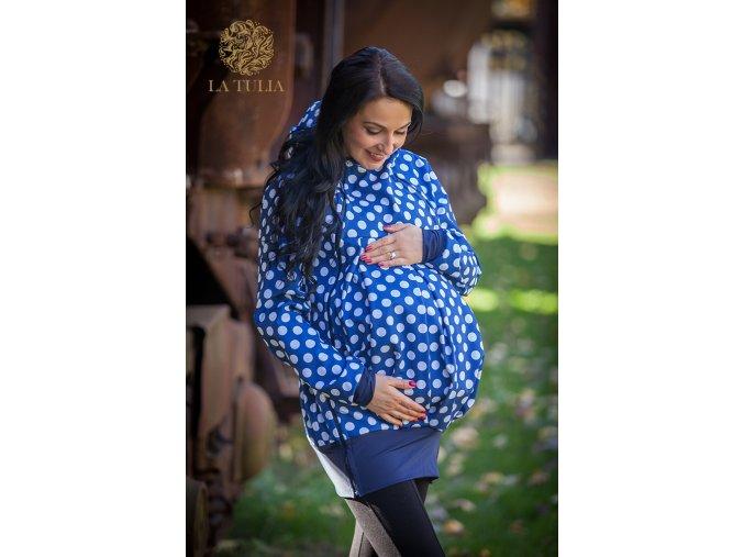 La Tulia těhotenská bunda (6) kopie