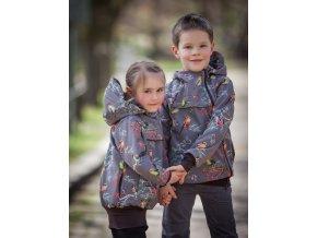 La tulia dětské nosící bundy bundy pro nošení dětí (2)