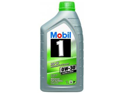1L MOBIL 1 ESP LV 0W30 EU ML