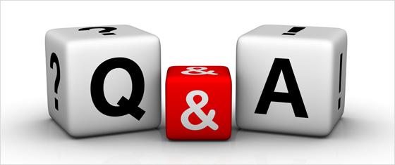 Q & A - otázky a odpovědi