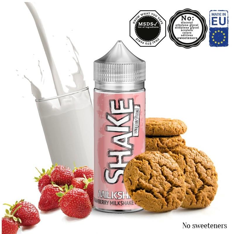 Recenze AEON SHAKE Milkshake