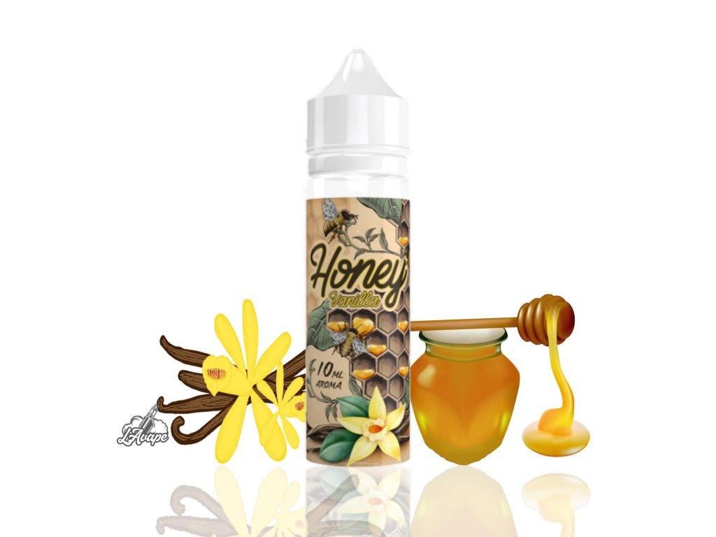 Příchuť SNV 10 ml v 60ml lahvičce - Expran Honey - med, vanilka. lavape.cz