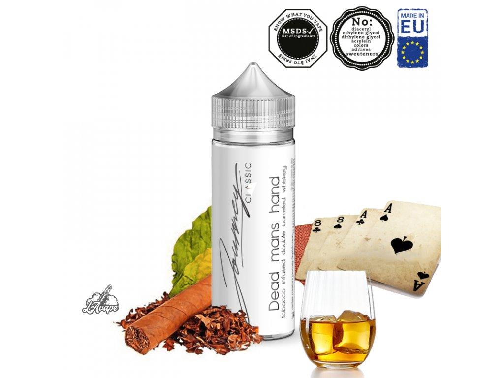 AEON Journey Classic Dead Mans Hand - cigaretový tabák a whiskey - lavape.cz