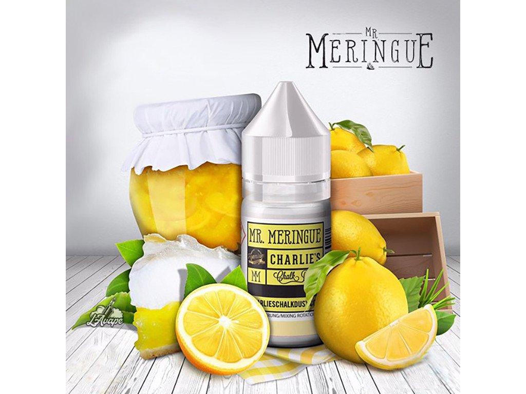 Charlie´s Chalk Dust Mr. Meringue. 30 ml aroma - citrónový koláč. lavape.cz