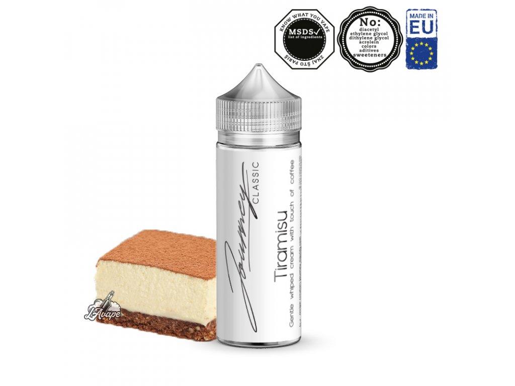 AEON Journey Classic Tiramisu - jemná krémová chuť vkusně vyvážená kávou - lavape.cz