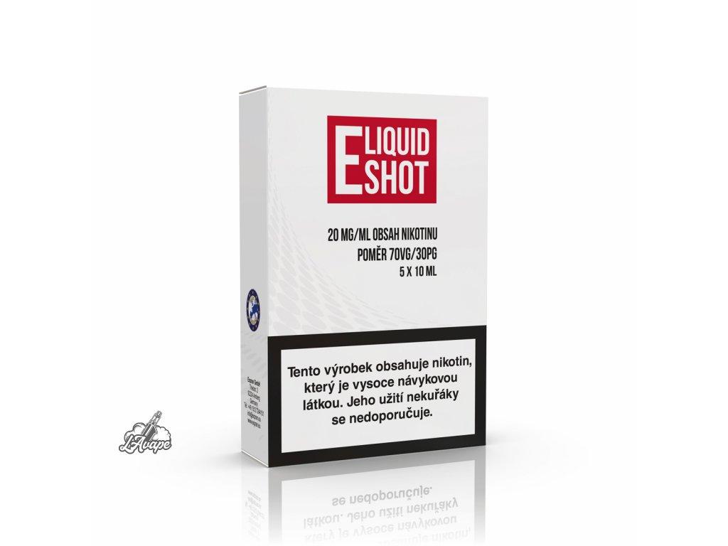E-Liquid Shot Booster 20mg 5pack 70/30 - booster 20mg. lavape.cz