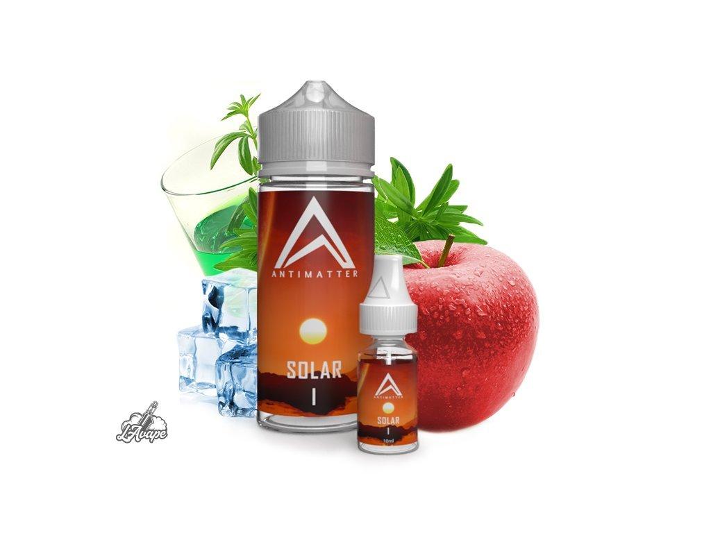 Antimatter Solar I Příchuť SnV 10 ml v 120 ml lahvičce. Mix jablek. lavape.cz