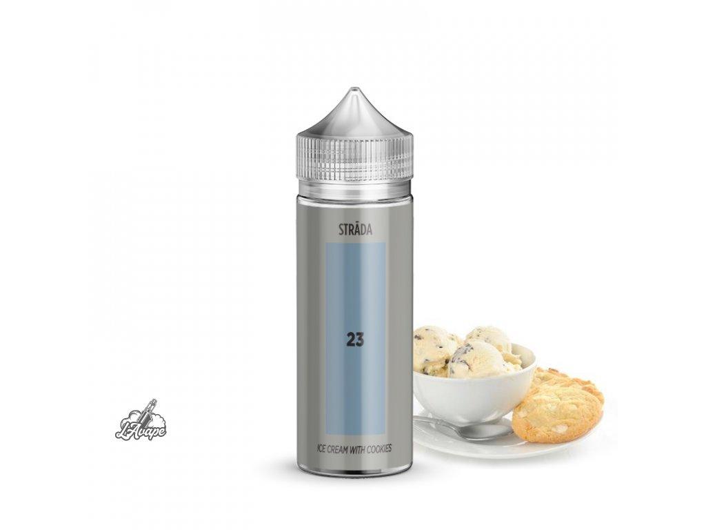 AEON STRADA 23 - zmrzlina se sušenkou - lavape.cz