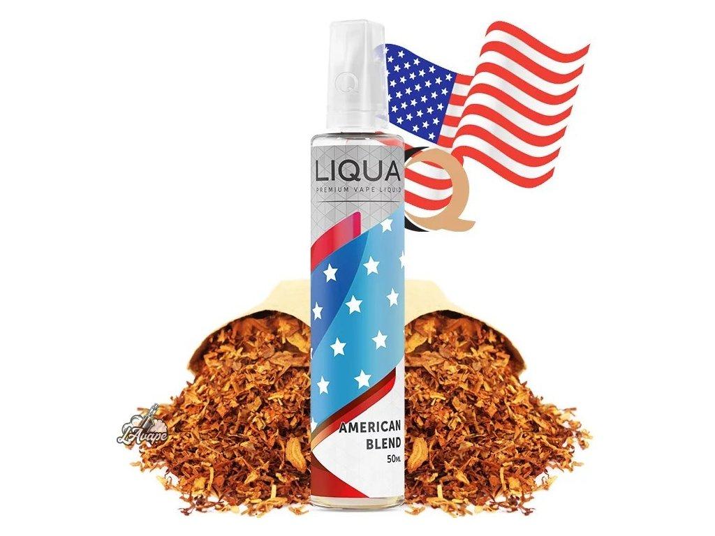 LIQUA MIX&GO AMERICAN BLEND 12ML