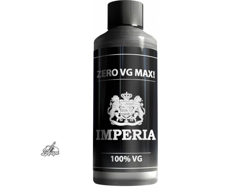 Imperia Báze 100% VG ZERO MAX - 1000 ml - 0mg nikotinu, objem 1 litr.