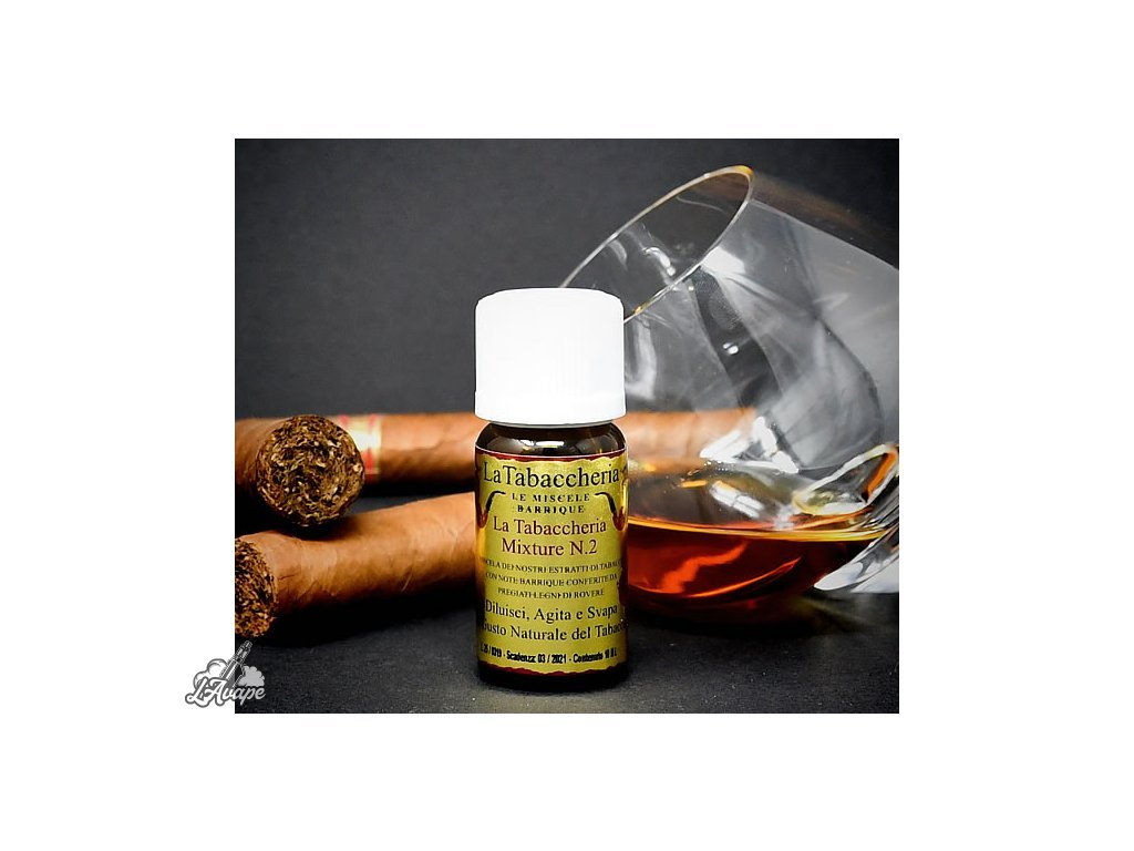 La Tabaccheria Barrique Blend - Mixture No.2. 10 ml aroma - Lavape.cz