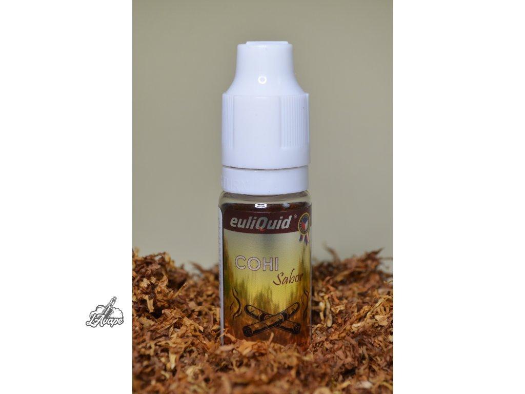 Euliquid - Cohi Sabor - vanilkový doutník 10 ml aroma - lavape.cz