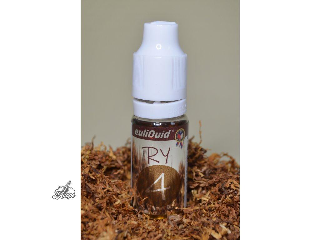 Euliquid - RY4 - tabák s vanilkou a karamelem 10 ml aroma - lavape.cz