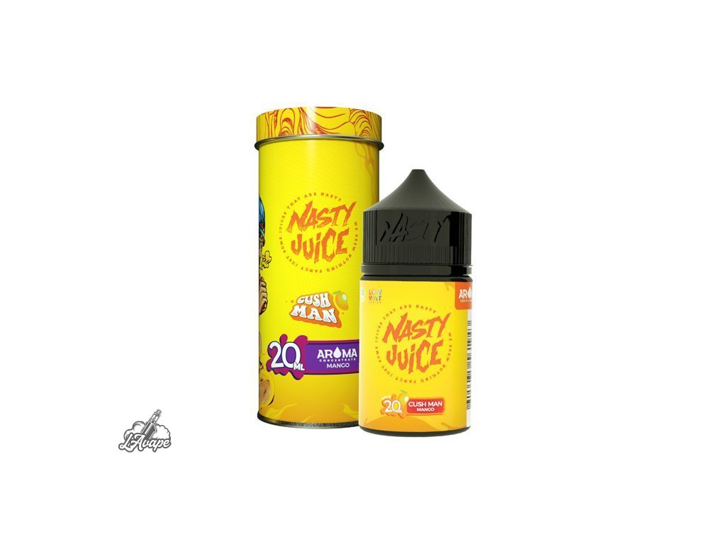 Nasty Juice Cush Man SnV 20ml v 60 ml lahvičce.
