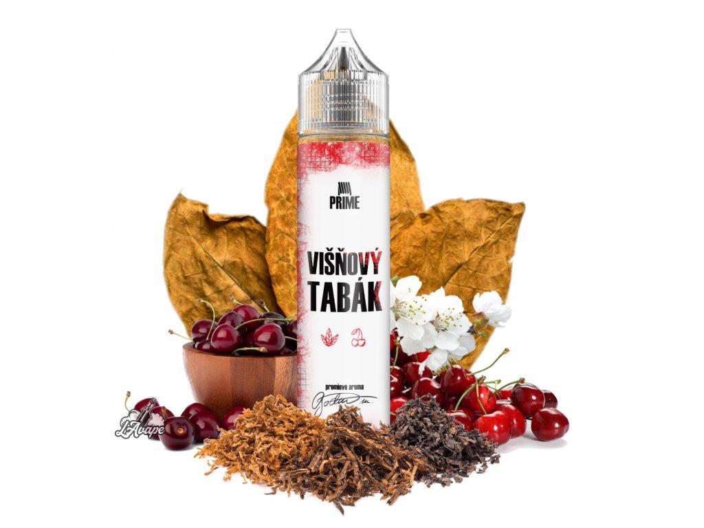 Prime - višňový tabák SnV 15 ml v 60 ml lahvičce. lavape.cz