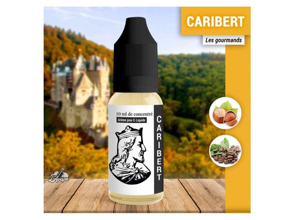 814 - Caribert - Káva s oříšky 10 ml aroma - lavape.cz