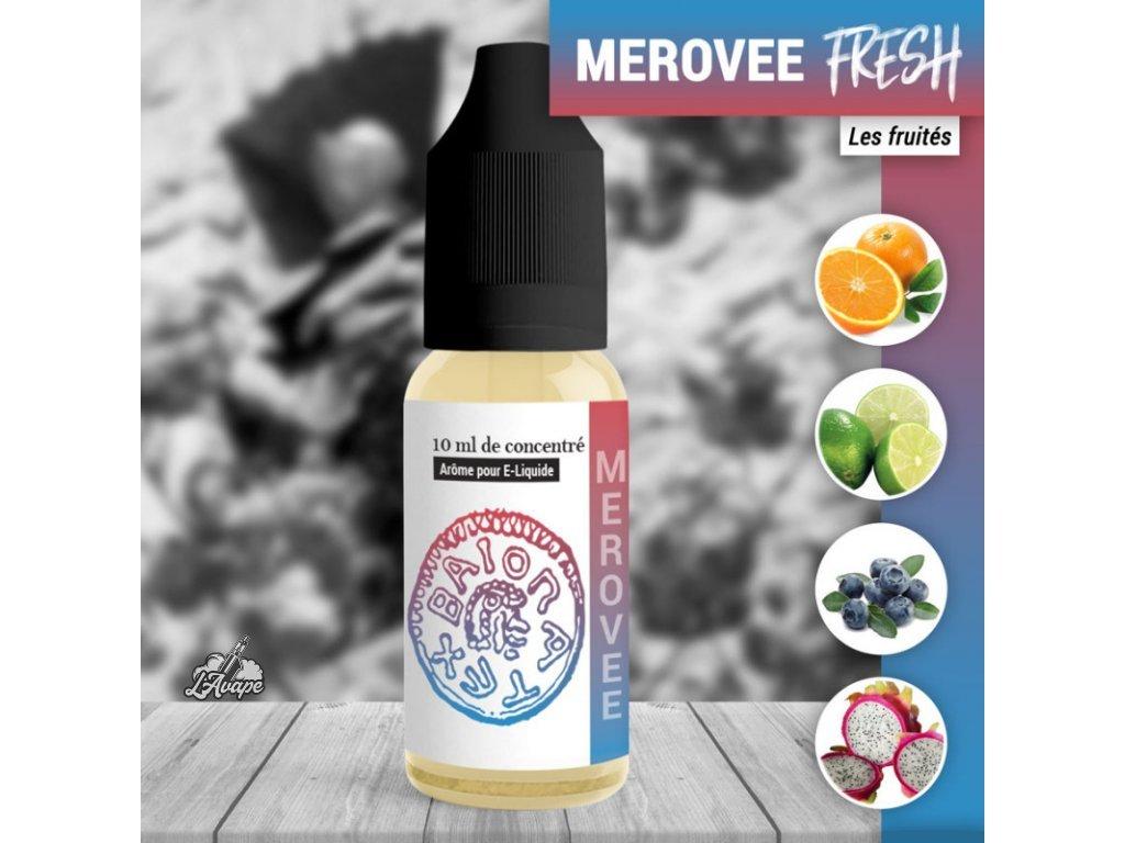 814 - Merovech Fresh - Svěží citrusový mix 10 ml aroma - lavape.cz
