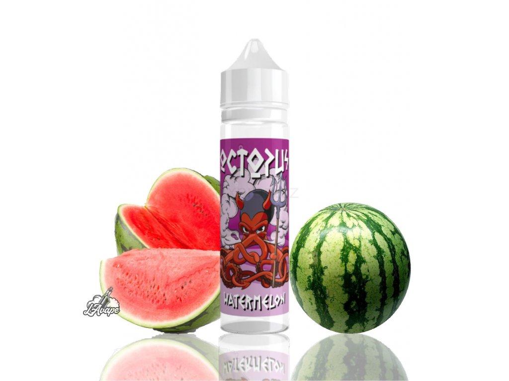 Příchuť SNV 10 ml v 60ml lahvičce - Octopus - Watermelon - meloun. lavape.cz