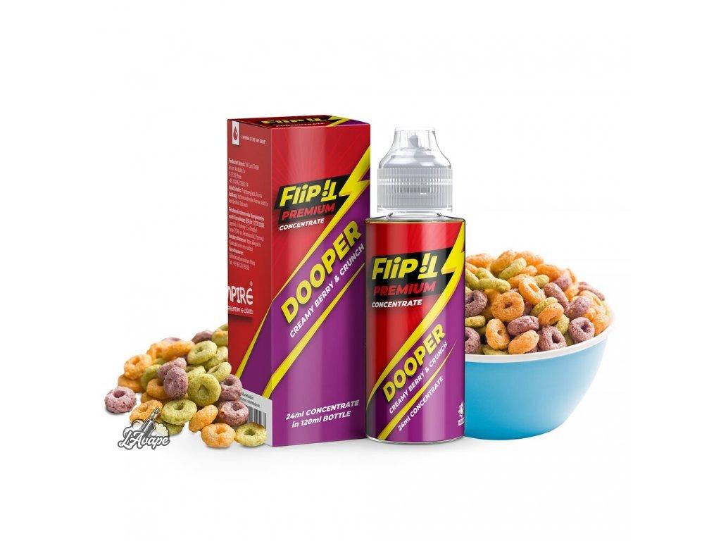 PJ EMPIRE FLIP iT DOOPER SnV 24 ml v 120 ml lahvičce - LAVAPE.CZ