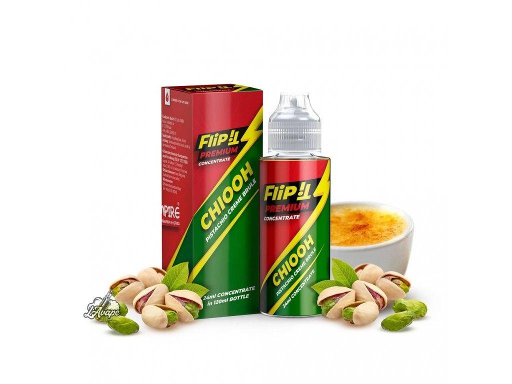 PJ EMPIRE FLIP iT CHIOOH SnV 24 ml v 120 ml lahvičce - LAVAPE.CZ