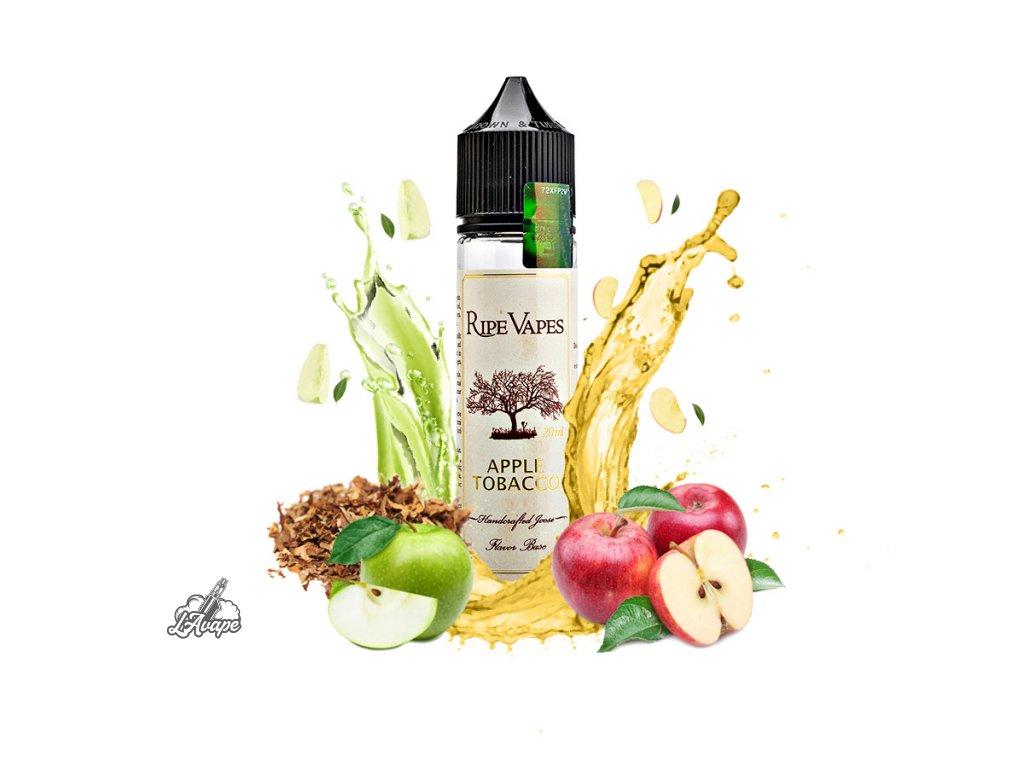 Příchuť SNV 20 ml v 60ml lahvičce - Ripe Vapes Apple Tobacco. lavape.cz