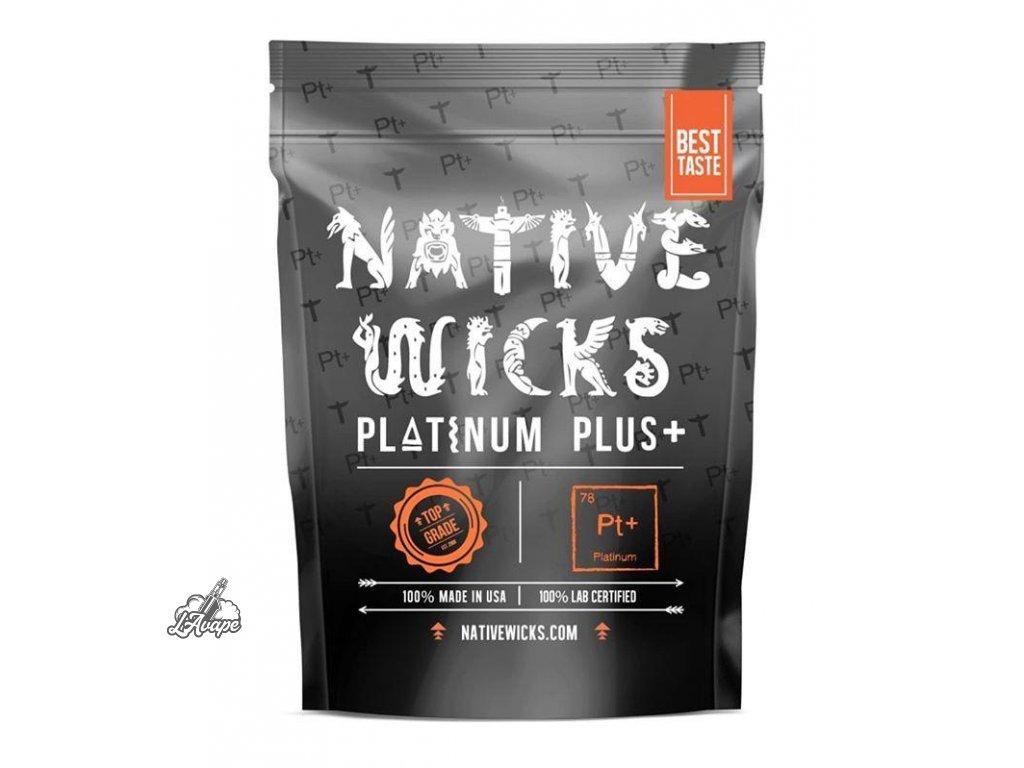 Vata Native Wicks Platinum Plus + organická vata - lavape.cz