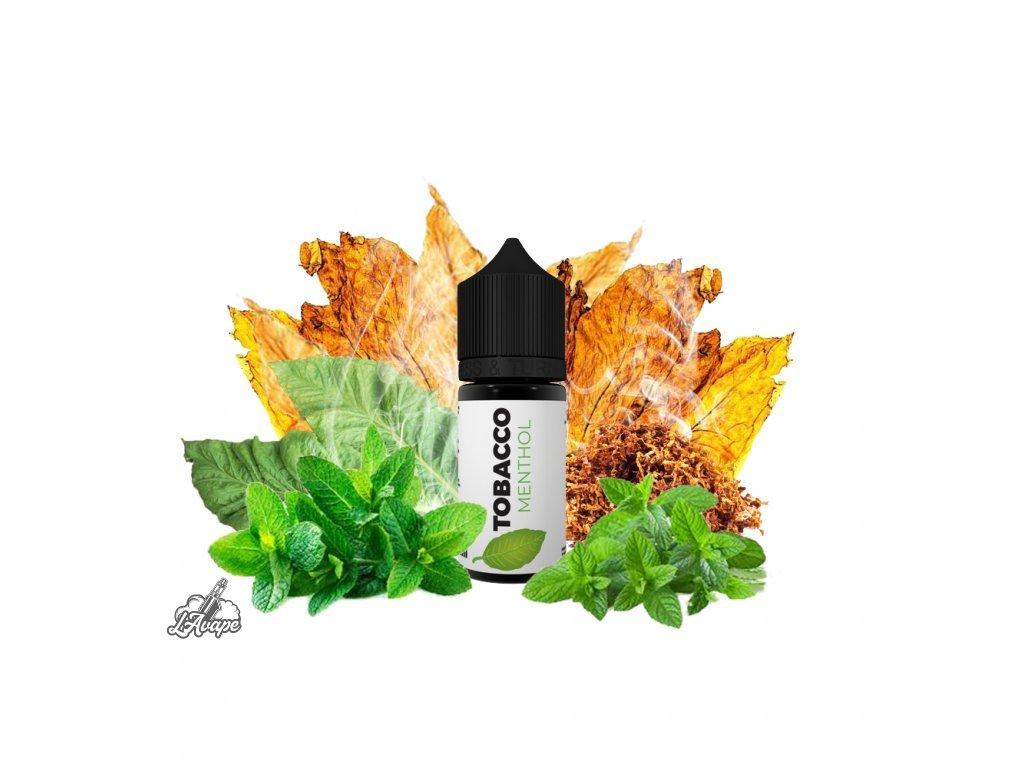 Tobacco - Menthol 10 ml - exkluzivní chuť tabáku s mentolem - lavape.cz