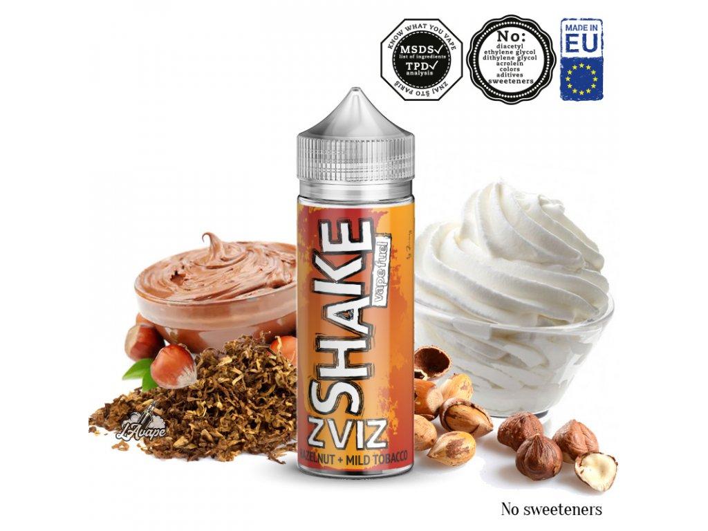 AEON SHAKE ZVIZ - oříškový krém s krémovým tabákem - lavape.cz
