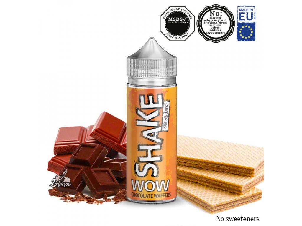 AEON SHAKE WoW - čokoládová waffle - lavape.cz