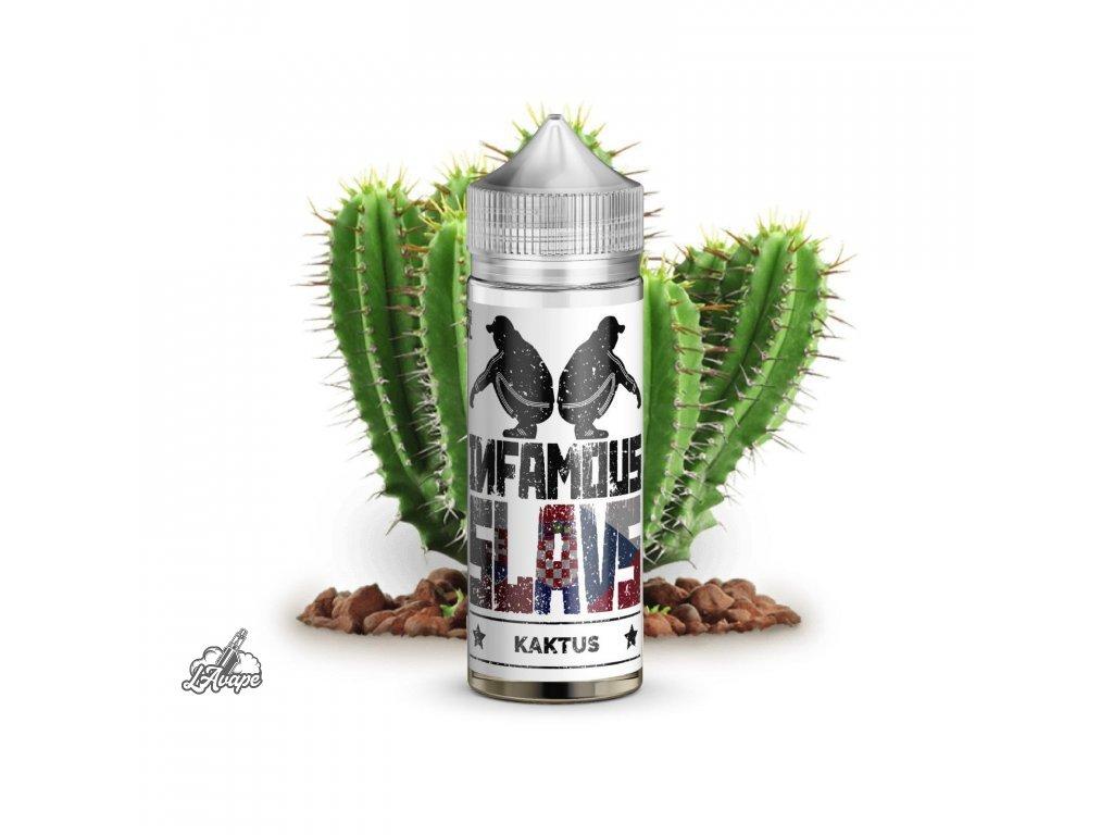 Infamous Slavs Kaktus. Kaktus 20 ml SNV v 120 ml balení. - lavape.cz