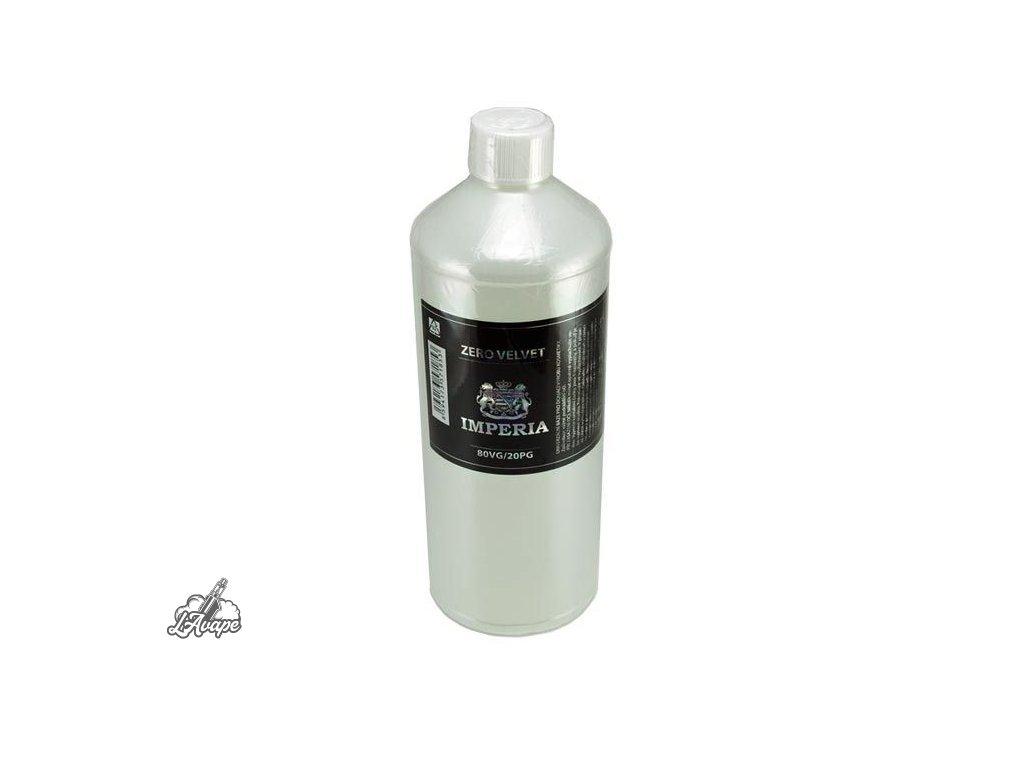 Imperia Báze 80/20 Zero Velvet - 1000 ml - 0mg nikotinu, objem 1 litr.