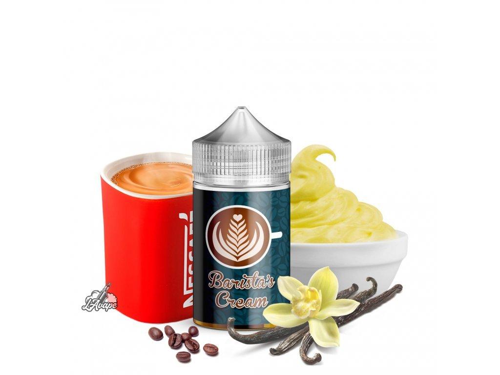 Infamous Special 2 Barista´s Cream. Cappuccino . 15 ml SNV - lavape.cz