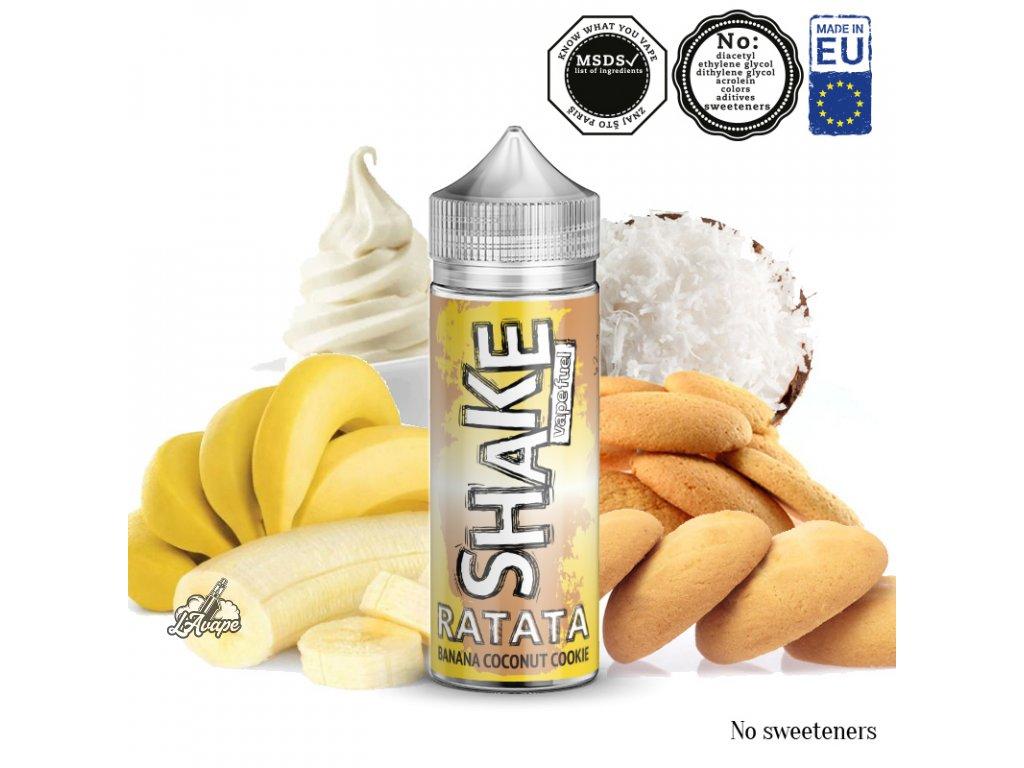 AEON SHAKE Ratata - banány, sušenka, kokos, krém - lavape.cz