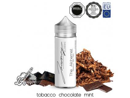 AEON Journey Classic The Alchemist - tabák s čokoládou a mátou - lavape.cz