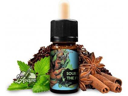 Azhad´s Elixir Sour By The Fire. 10 ml aroma. lavape.cz